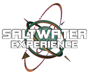 saltwater experience logo podcast client